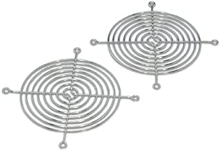 Bgears 2 Pieces Pack Cooling Fan Grill 120mm