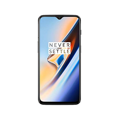 OnePlus 6T Dual SIM 128GB 8GB RAM Midnight Black