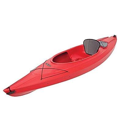 90217 Edge Sit-Inside Red Kayak