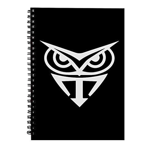 Tyrell Corporation Blade Runner Logo Spiral Notebook