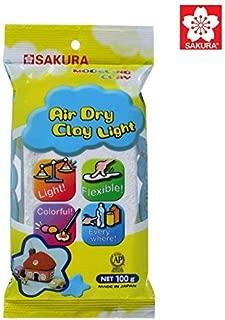Sakura Paper Clay (100 gms pack) - Pack of 2
