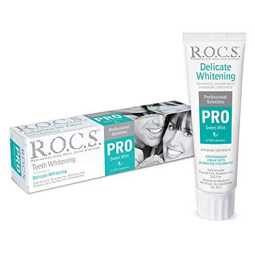 R.O.C.S. Teeth Whitening Sweet Mint 100ml