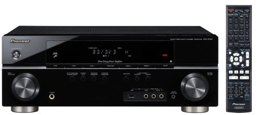 Pioneer VSX-819H-K 5-Channel A V Receiver (Black) (Discontinued by Manufacturer)