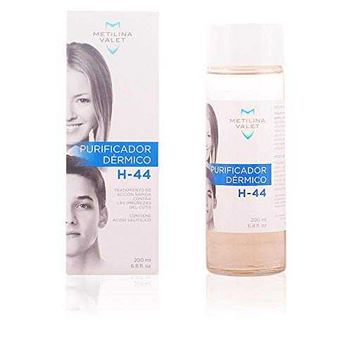 Metilina Valet Purificador Dérmico Facial H-44-200 ml