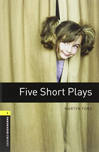 Five Short Plays (Oxford Bookworms 1 Playscripts)の詳細を見る