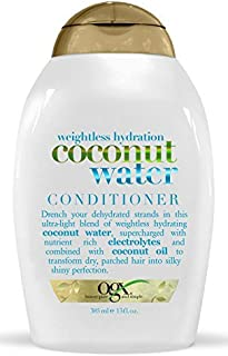 OGX Conditioner Coconut Water 13 Ounce Weightless Hydrate