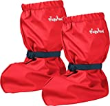 Playshoes Baby , leichte Krabbel-Schuhe für Jungen und Mädchen, mit Playshoes-Motiv, Rot (rot 8), M