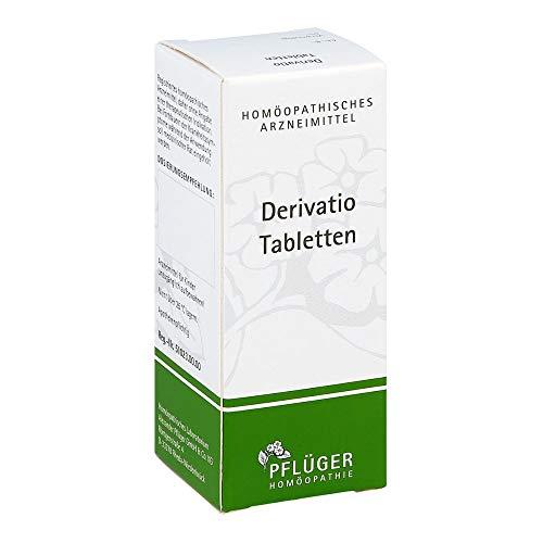 PFLÜGER Derivatio Tabletten, 100 St. Tabletten