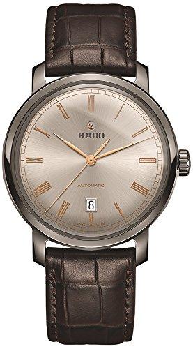 Rado DiaMaster Automatic Silver Dial Men's Watch R14806106