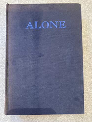 Alone by Richard Evelyn Byrd (1938-06-03)
