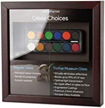 ArtToFrames 11x14 TruVue Museum Glass For Picture and Poster Frames. . (Clear)