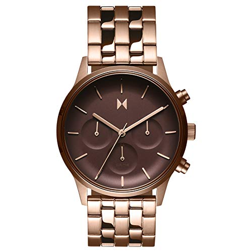 MVMT Duet Collection | Women's Chrono Watch | Rose Gold Stainless Steel
