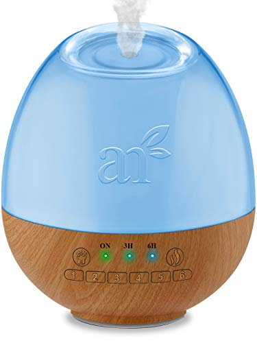 Artnaturals Sound Machine &Amp; Essential Oil Diffuser - (300Ml Tank) - 6 Calming And Natural Sleep Sounds - Aromatherapy And White Noise For Relaxation And Sleeping - Baby, Kids, And Adults - Night Light
