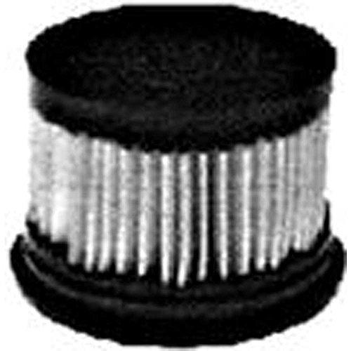 SAXONETTE Luftfilter schwarz/Silber E14-5179 Motorrad
