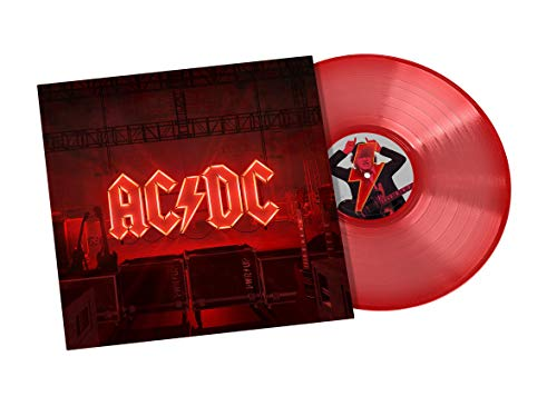 Power Up_Red Translucent Coloured Vinyl_Edizione Esclusiva Amazon.it