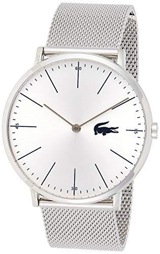 Reloj Lacoste para Hombres 40mm, pulsera de Acero Inoxidable