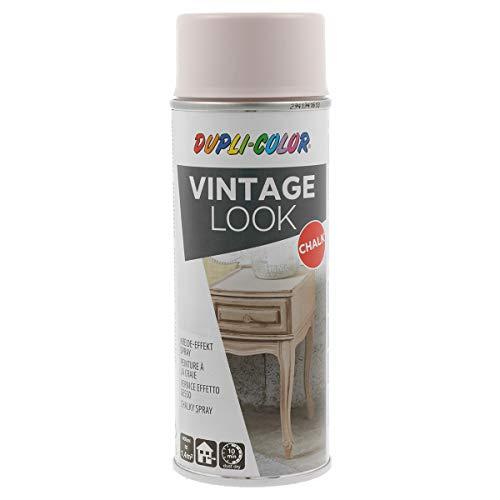DUPLI-COLOR 466106 Vintage Look Kalahari, 400 ml Kreideeffekt-Spray, rosa