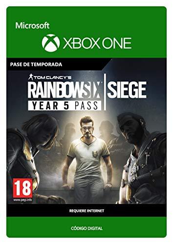 Tom Clancy's Rainbow Six Siege Year 5 Pass | Xbox One - Código de descarga