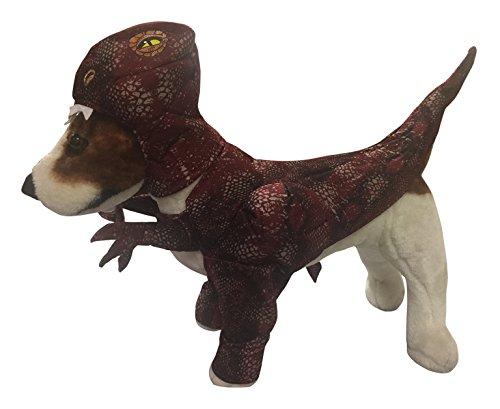 Price comparison product image Animal Planet PET20109 Raptor Dog Costume,  Small