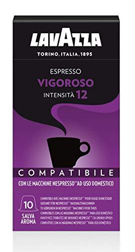 Lavazza Espresso Vigoroso - 100 Capsule