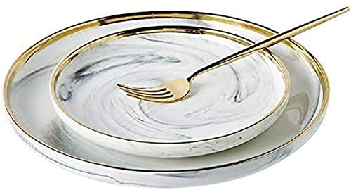 Juego de Platos, Conjuntos de cena de cerámica XZFDDN PHNOM PLANTE DE CERÁMICA DE CERÁMICA DE CERAMICO DE ARROZADA SOPA DE SOMPAILLA PARA CABLETOS CUENDO HOME HOME HOME CREATIVA DE VATIBUJO, 7,5 pulga
