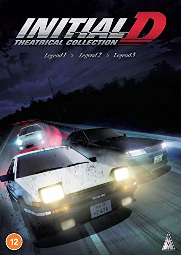 Initial D Movie Colletion [DVD] [2020]