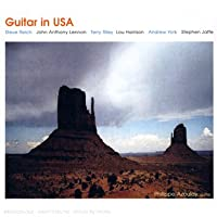 Azoulay: Guitar in the USA