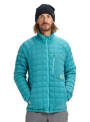 Burton Mens Ak Bk Lite Insulator, Green-Blue Slate, Large