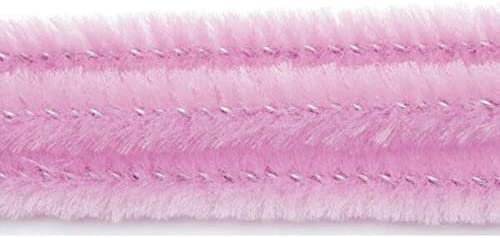 for Chenille Stems Pipe Cleaners Pink mm Craft Su 6 Holiday All items in the store Ranking TOP19 Kids