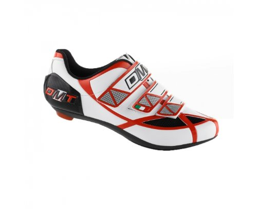 Diamant Dmt - Zapatillas dmt aries, talla 45, color blanco / rojo / negro