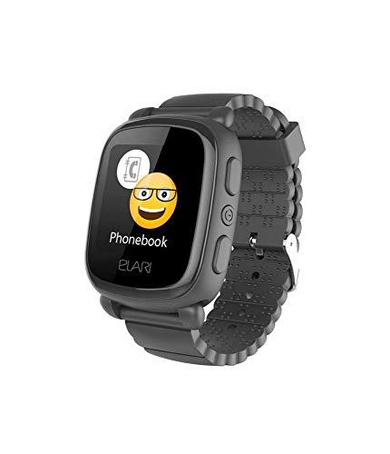 Elari KidPhone 2 GPS Tracker Personentracker Schwarz