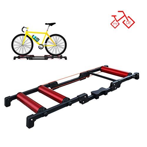 YYDE Indoor Bike Trainer Soporte Cubierta del Rodillo Bicicleta del Ejercicio Trainer...