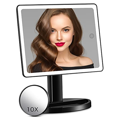 SOKEA Lighted Makeup Mirror - Makeup Mirror