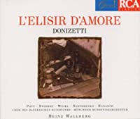 Donizetti: L'elisir D'amore [Germany] by Popp