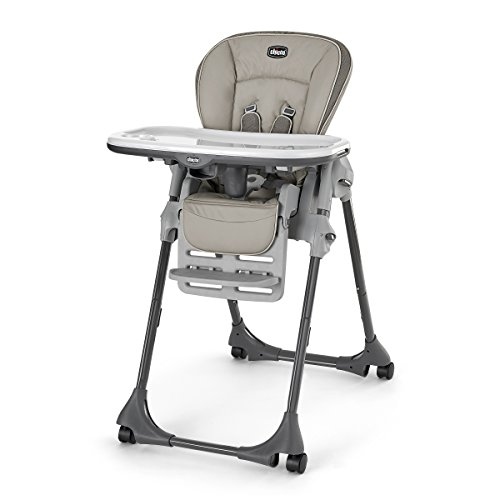 Chicco Polly Highchair, Papyrus
