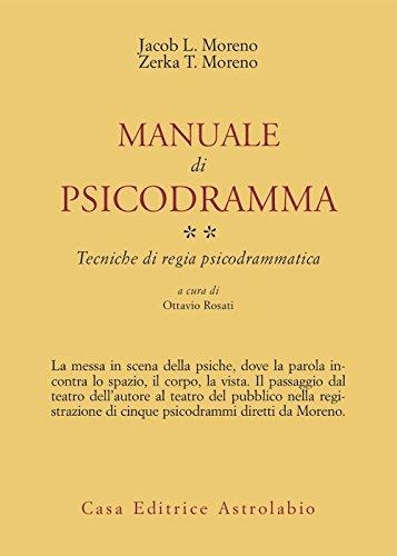 Manuale di psicodramma: 2