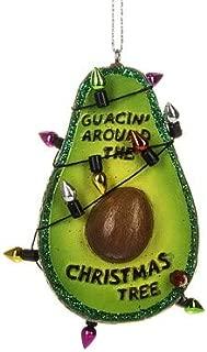 On Holiday Guacin' Around The Christmas Tree Christmas Tree Ornament