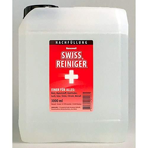 Renuwell Swiss Reiniger 3 Liter Kanister - Einer für Alles!