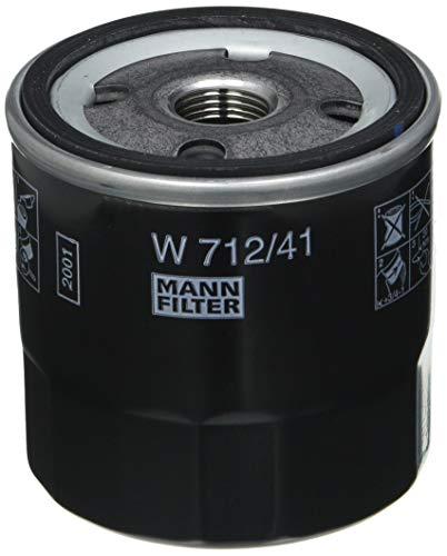 Original MANN-FILTER Ölfilter W 712/41 – Für PKW