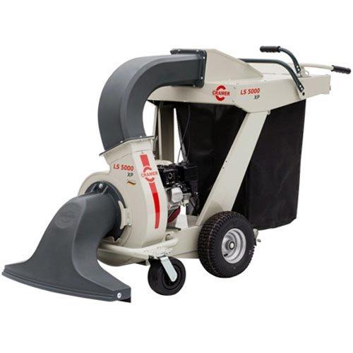 CRAMER LS5000XP bladzuiger hydrostatische motor Honda GX 160-160 cc werkbreedte 80 cm zak 180 liter