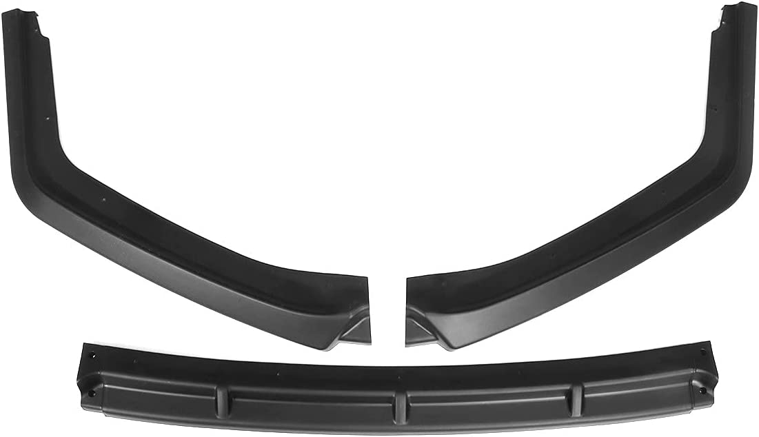 Genuine Free Shipping MZDNB Car Front Lip Spoiler All stores are sold for 2017 Hatchback 2016 Civic 2018