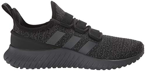 adidas Men's Kaptur Sneaker, Black Grey, 9.5 M US 11