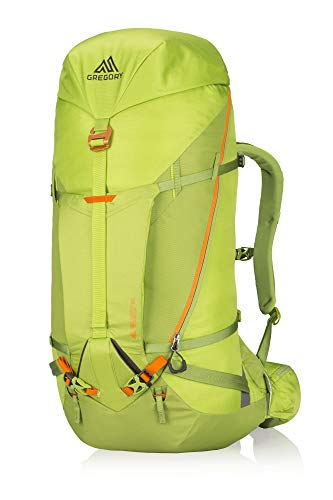 Gregory Alpinisto 50 SM - Mochila, color verde