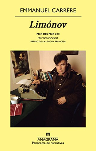 Limónov (Panorama de narrativas) (Spanish Edition)