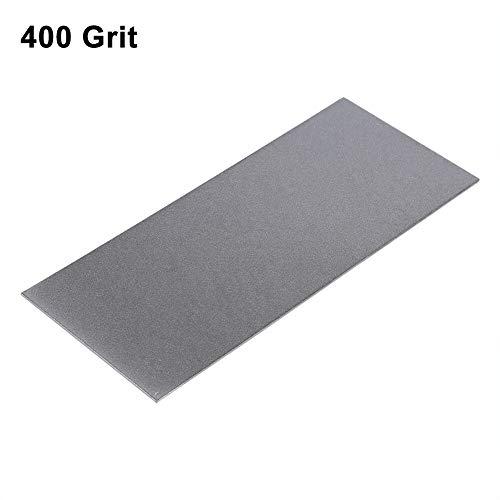 HshDUti 80-3000 Körnung Messerschärfer Diamond Thin Knife Blade Schleifschärfstein Schleifstein Werkzeug 400 Grit
