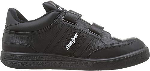 J-Hayber Olimpia - Zapatillas unisex, color negro, Negro (Black), 42 EU
