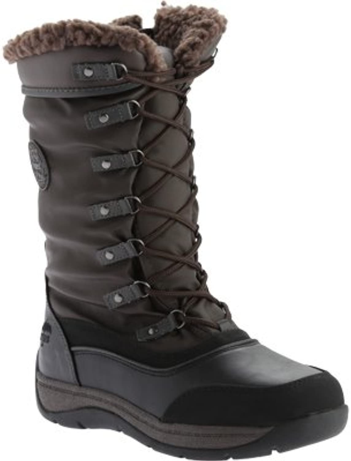 Totes Womens Michelle Closed Toe Mid-Calf Cold Weather Boots