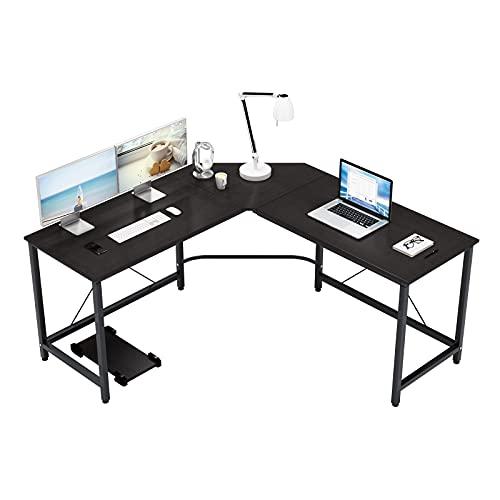 Soges Large L-Shaped Corner Desk