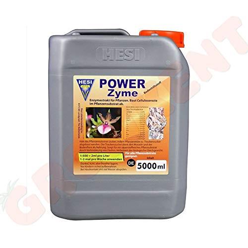 Extrait d'enzymes pour plantes HESI Power Zyme (2,5L)