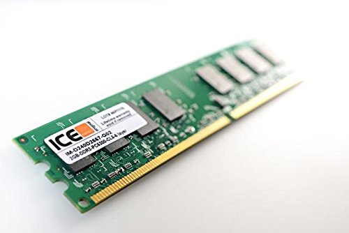 Price comparison product image ICEmemory IMD240D2667G01O 1 GB DDR2-667 DIMM CL5 RAM Memory